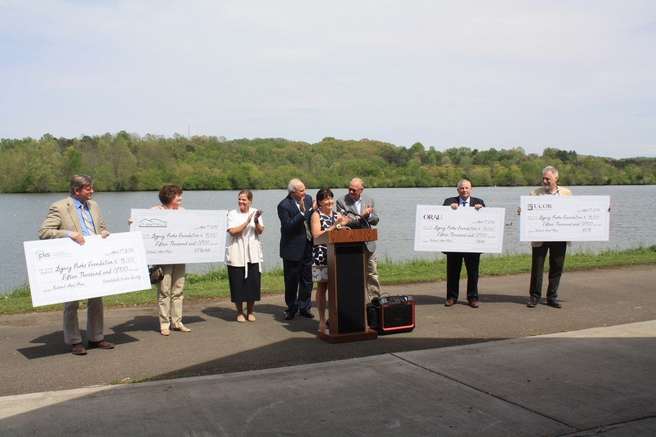 Partners in Oak Ridge natural Assets plan